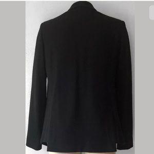 Derek Lam Jackets & Coats - 10 CROSBY DEREK LAM WOOL BLACK PREPPY BLAZER SZ 6